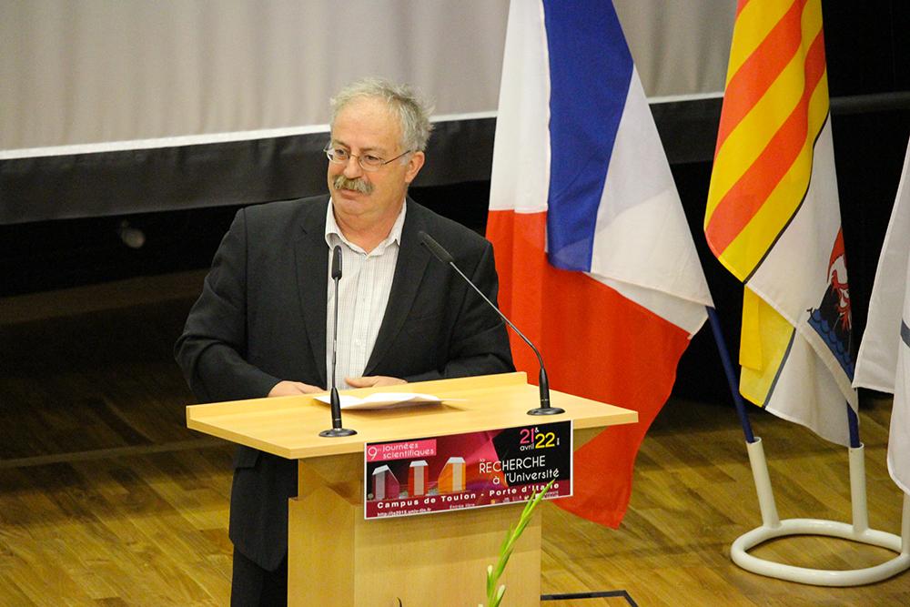 JS2015 - Cérémonie d'ouverture - Marc Vuillemot (TPM)
