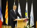 JS2015 - Cérémonie d'ouverture - Eric Boutin, Président de l'UTLN